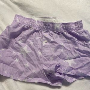 XS woman's pink shorts